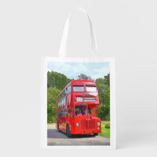 BRITISH RED BUS