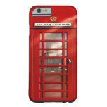 British Red Telephone Box Personalised