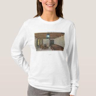 British Redoubt, French Barracks, Powder Magazin T-Shirt