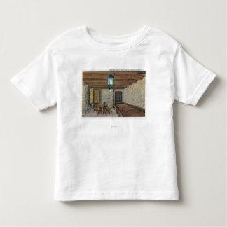 British Redoubt, French Barracks, Powder Magazin Toddler T-Shirt
