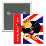 British Royal Baby Button