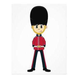 British Royal Guard Flyer