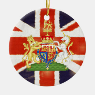 British Royal Wedding Commemorative Ornament