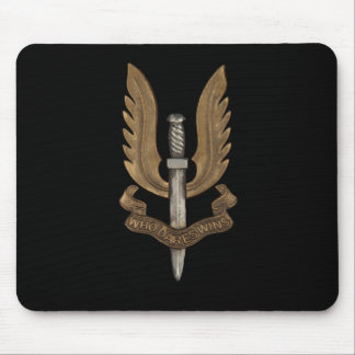 British SAS Mouse Pad