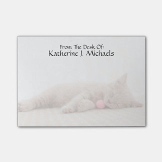British Shorthair Cat Post-it Notes