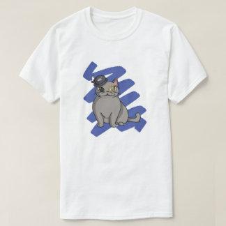 British Shorthair scratch T-Shirt