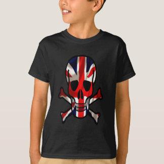British skull & cross bones t-shirt
