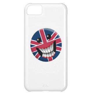 British Smile iPhone 5C Case