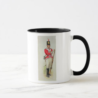 British soldier in Napoleonic times Mug