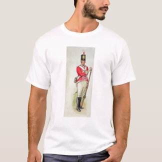 British soldier in Napoleonic times T-Shirt