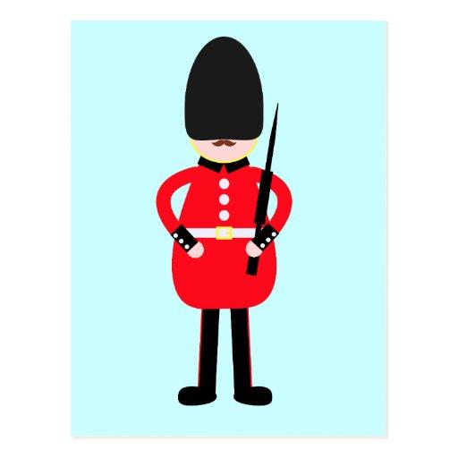 British Soldier Postcards