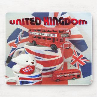 British Souvenirs ~ Mousepad # 3