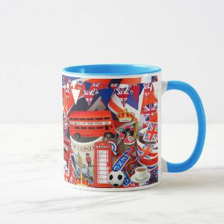 British Souvenirs Mug