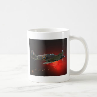 British Spitfire Coffee Mug