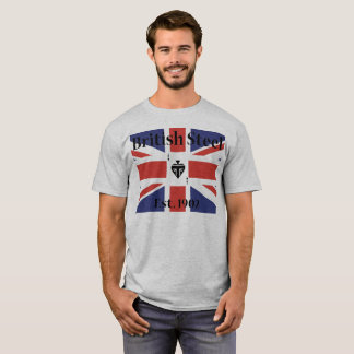 British Steel Motorcycle Shirt