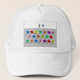 British Summer Trucker Hat