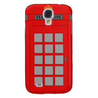 British Telephone Box Galaxy S4 Case