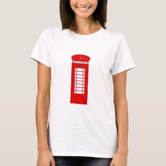 British Telephone Box Ladies Tee