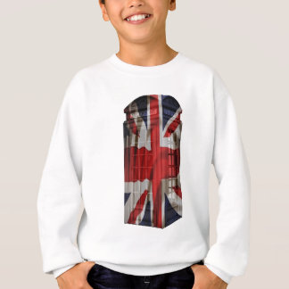 British Telephone Box Sweatshirt