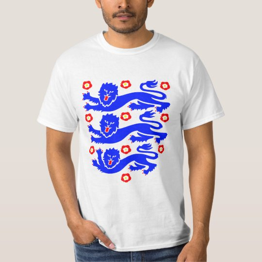 British Three Lions Crest T-Shirt