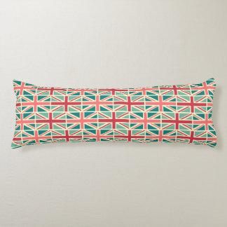 British/UK Flag Pattern Body Cushion