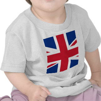British - UK - Great Britain - Union Jack flag T-shirt