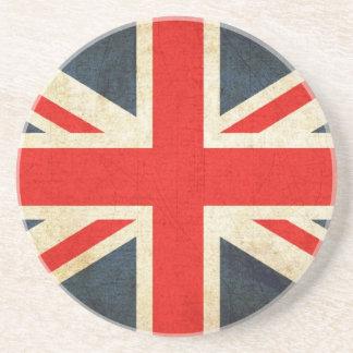 British Union Flag Drink Coasters