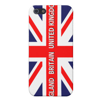 British Union Jack Britain London flag Case For iPhone 5