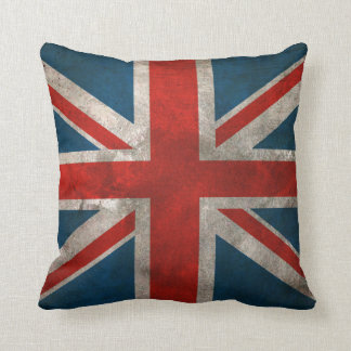 British Union Jack Cushion