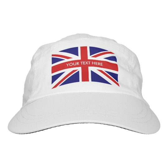 British Union Jack flag knit and woven sports hats  fdfc59fd650
