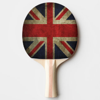 British Union Jack Flag of England Table Tennis