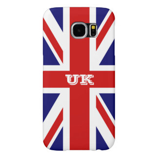 British Union Jack flag Samsung S6 phone case