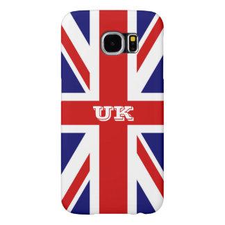 British Union Jack flag Samsung S6 phone case Samsung Galaxy S6 Cases