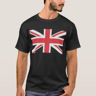 British Union Jack flag T-Shirt