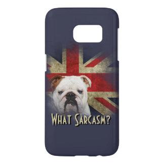 British Union Jack Flag. What Sarcasm?