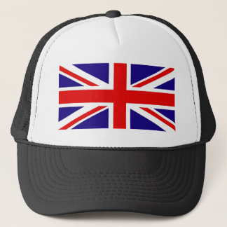 British Union Jack hat