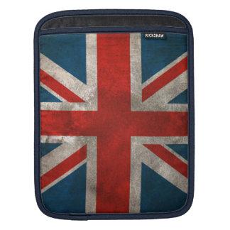 British Union Jack iPad Sleeves