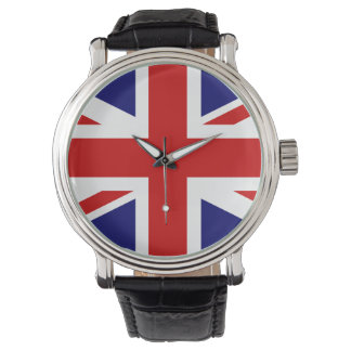 British Union Jack Watch