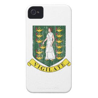 British Virgin Islands Coat Of Arms Case-Mate iPhone 4 Case