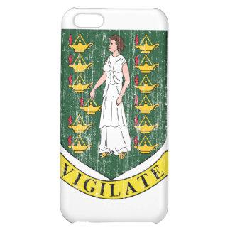 British Virgin Islands Coat Of Arms iPhone 5C Case