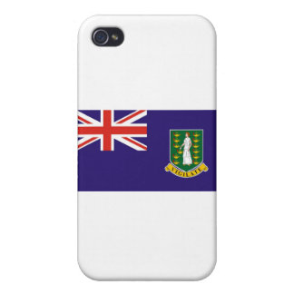 British Virgin Islands Covers For iPhone 4
