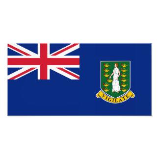 British Virgin Islands Flag Art Photo