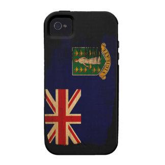 British Virgin Islands Flag iPhone 4/4S Cases