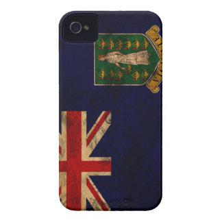 British Virgin Islands Flag iPhone 4 Case-Mate Cases