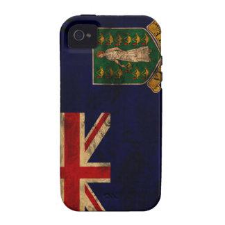 British Virgin Islands Flag Vibe iPhone 4 Cases