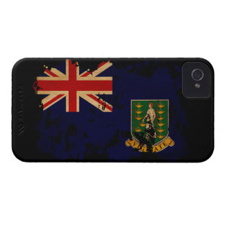 British Virgin Islands Flag iPhone 4 Cases