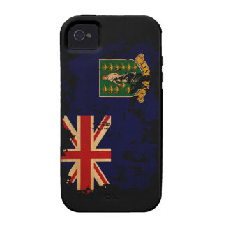 British Virgin Islands Flag Case-Mate iPhone 4 Cover