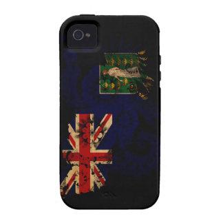 British Virgin Islands Flag Vibe iPhone 4 Covers