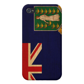 British Virgin Islands Flag Case For iPhone 4