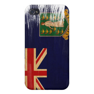 British Virgin Islands Flag iPhone 4 Cover